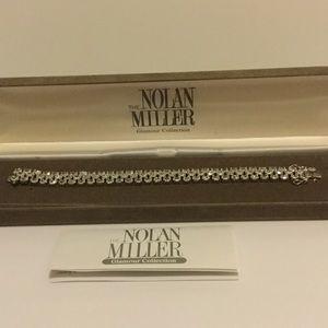 """The Nolan Miller """"Traffic Stopping line bracelet """""""
